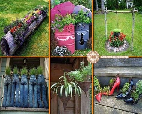 Garden Diy Diy Garden Ideas On Pdf