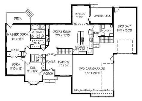 floor plan blueprint and affordable living made possible by ranch floor