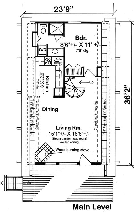 a frame cabin floor plans house plan 24308 at familyhomeplans
