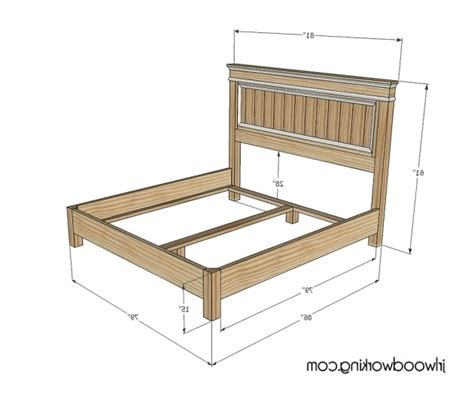 standard king size bed frame dimensions king size headboard dimensions plans inspired fancy