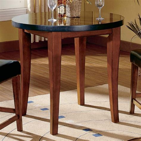 Pub Dining Table Steve Silver Montibello Counter Height Pub Dining