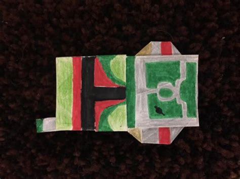 origami boba fett boba fett origami yoda
