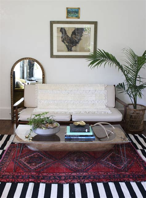 White Living Room Ideas 10 tips to help you master layering rugs