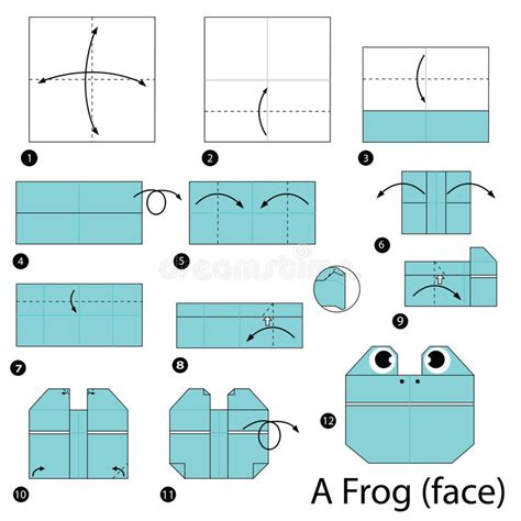 frog origami step by step step by step origami frog 28 images storytelling