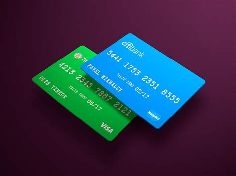 make your own credit card free free credit card mockup psd