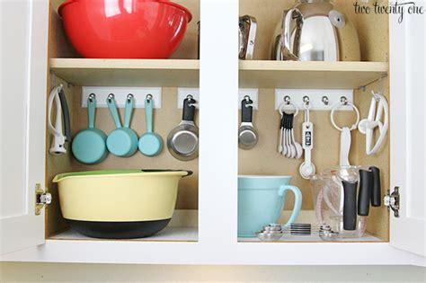 kitchen cabinets organizer ideas organized baking cabinet