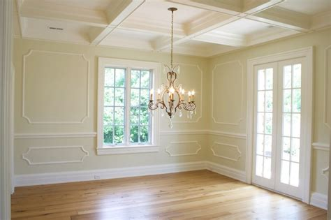 dining room trim ideas trim moldings transitional dining room tiek built homes