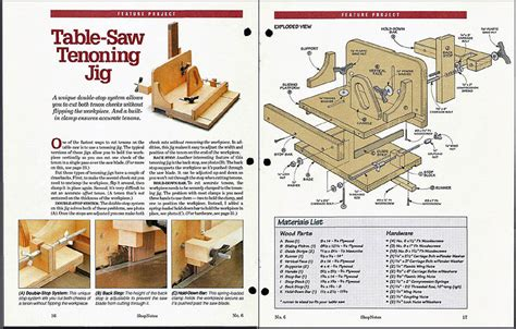 getting into woodworking review shop notes back issue library the 20 years