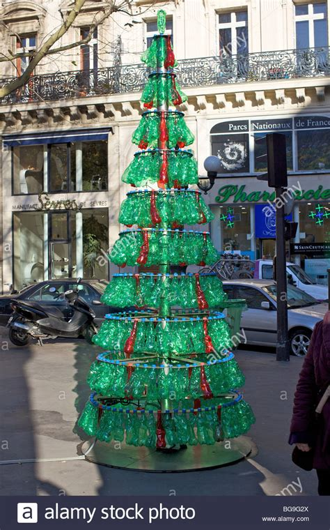 recycled materials tree recycled 2014 decorations using