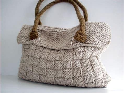 knitted bag knitted bags studio brow