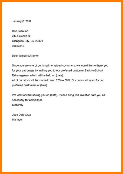 how to write a invitation how to write formal invitation letter sle cover