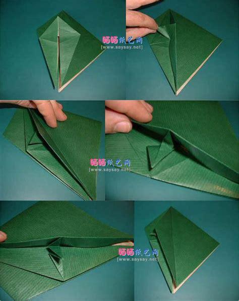 origami macaw parrot step by step manuel sirgo鹦鹉折纸教程 动物折纸 折纸教程 二 晒晒纸艺网