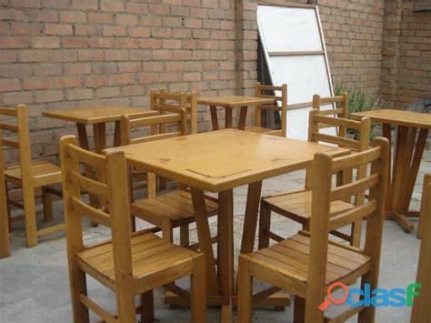 sillas y sillas mesas restaurante sillas anuncios agosto clasf