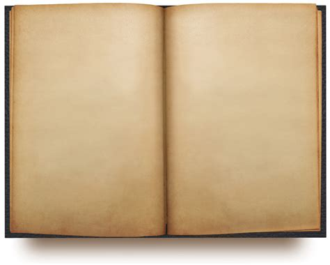 picture of an open book with blank pages open book template psd by dougitdesign on deviantart