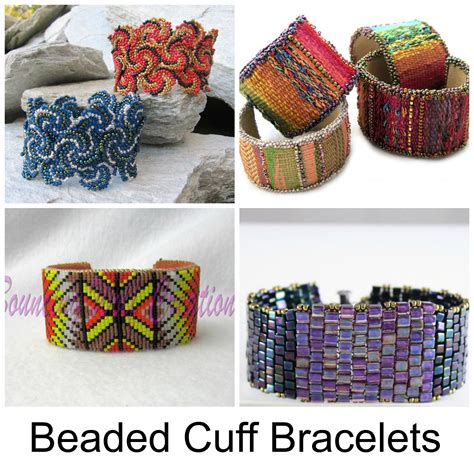 beaded cuff bracelet how to make beaded cuffs 9 tutorials to try