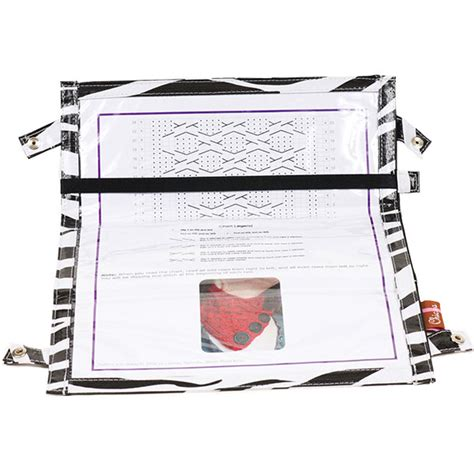 Sewing Knitting Accessories Triad Pattern Holder