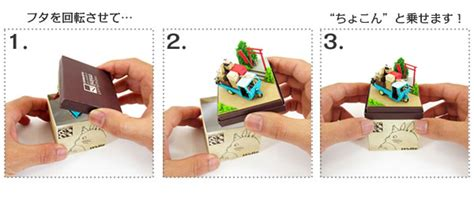 miniature paper craft studio ghibli mini paper craft kit spirited away 12