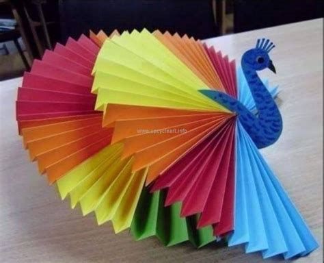 how to do paper arts and crafts creative paper ideas upcycle
