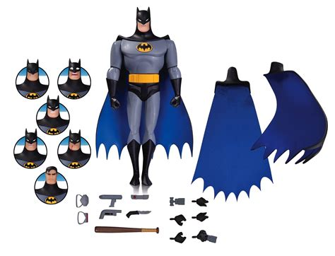 animated figures dc collectibles for march 2017 animated figures statues