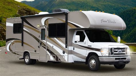 Motorhome Sales On the Rise, Ford Is the Best Selling RV Chassis Manufacturer   autoevolution