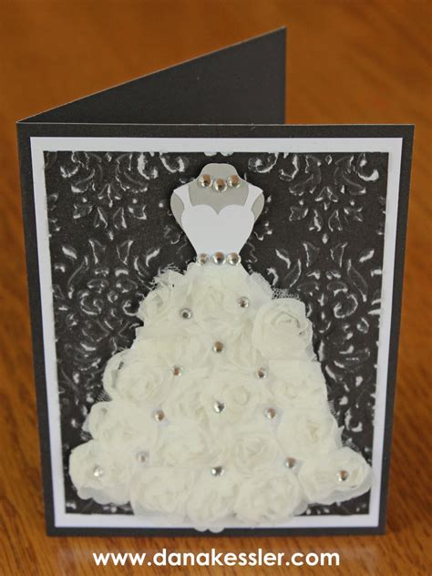 wedding shower cards to make bridal shower card she s going to the chapel