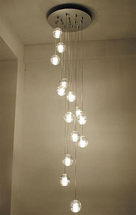 modern pendant chandelier lighting modern stairwell led chandelier lighting large