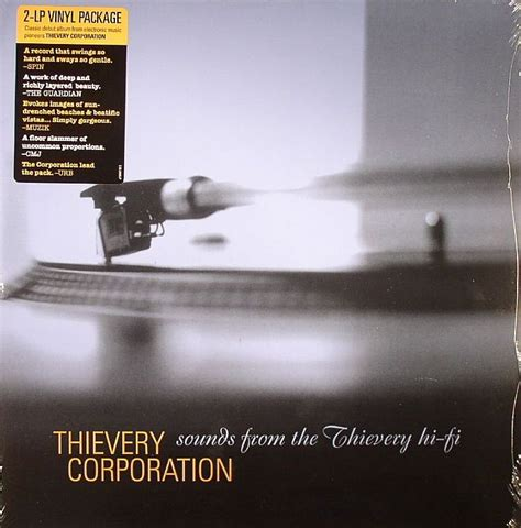thievery corporation the glass bead sounds from the thievery hifi bei juno records