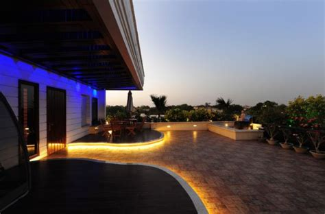 garden patio lighting lighting ideas for outdoor gardens terraces and porches