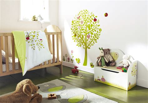 nursery room decoration ideas 11 cool baby nursery design ideas from vertbaudet digsdigs