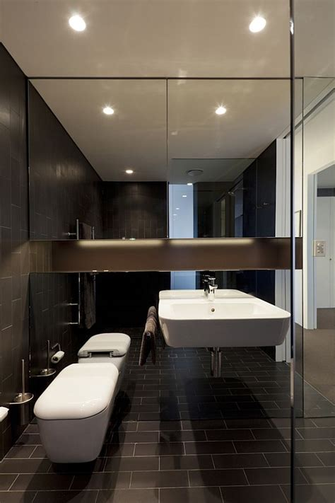 apartment bathroom designs beautiful penthouse apartment by christopher polly architect