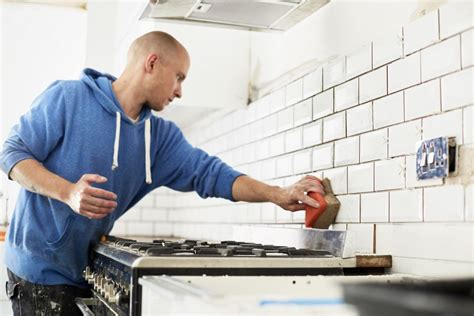 how to grout tile how to grout ceramic wall tile
