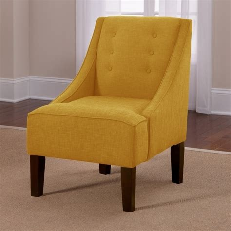 swivel chairs with arms yellow swivel accent chair with arms living room furniture