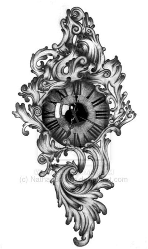 best 25 clock tattoo design ideas on pinterest pocket