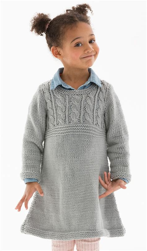 free childrens jumper knitting patterns dresses and skirts for children knitting patterns in the
