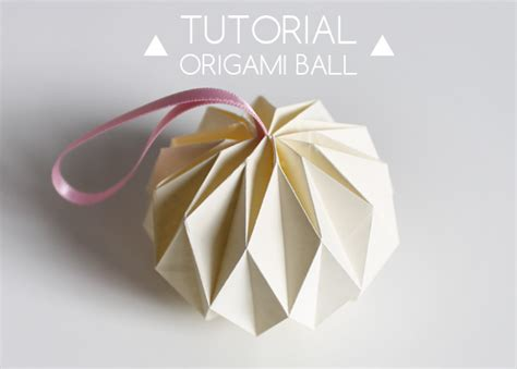 origami sphere tutorial giochi di carta tutorial origami