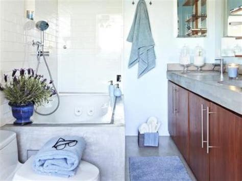 Spa Blue Bathroom by Blue Bathroom Ideas And Decor With Pictures Hgtv