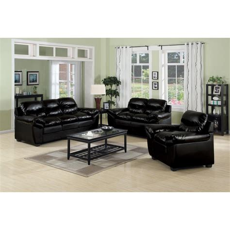 living room with black leather sofa living room design with black leather sofa 2017 designs