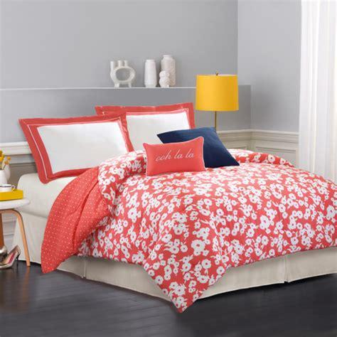 kate spade bed set kate spade new york mixed petal king comforter set