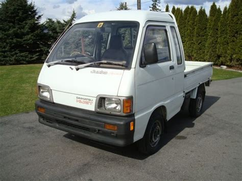 Daihatsu Mini Truck Parts by J Cruisers Jdm Vehicles Parts In Canada 1991 Daihatsu
