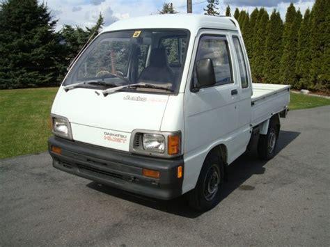 Daihatsu Hijet Mini Truck Parts by J Cruisers Jdm Vehicles Parts In Canada 1991 Daihatsu