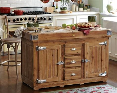 Solid Wood Kitchen Island Cart the berthillon french kitchen island