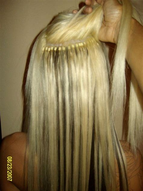 micro bead hair extensions damage vau australia in wantirna melbourne vic
