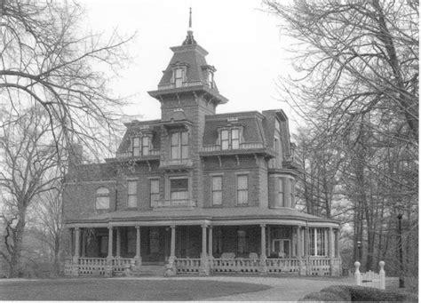 Shingle Style Home Plans second empire mansard style 1860 1900 phmc