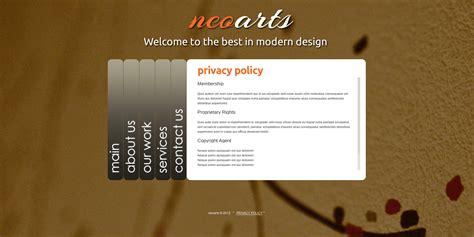 free html5 business portfolio template psd
