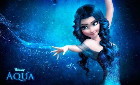 Aqua Elsa Disney Princess Photo 36581794 Fanpop