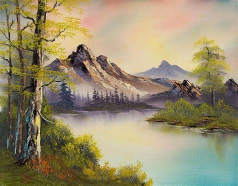 bob ross painting buy original original bob ross paintings for sale 1001 ideas about