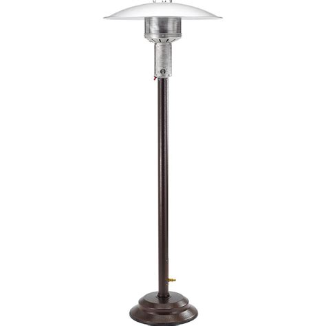 patio infrared heaters patio comfort infrared gas heater antique bronze