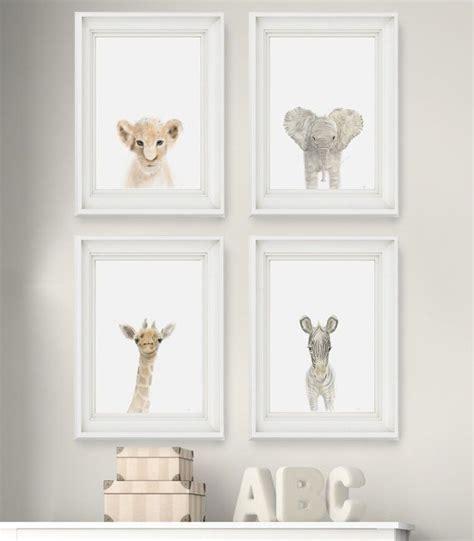 animal wall decor for nursery best 20 animal print nursery ideas on animal