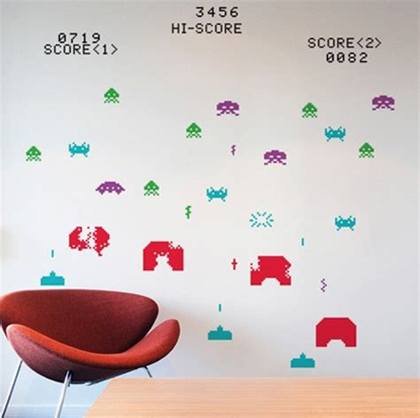 Decorative Stickers For The Wall cool gadgets for creative offices ii