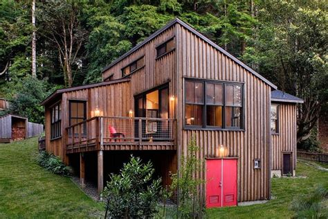 tiny house cabin this rustic small cabin feels surprisingly inside